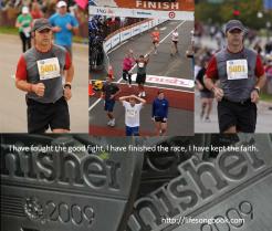 TCM 2009 finish