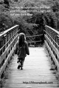 life song walking